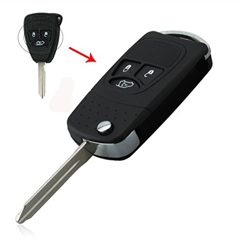 bacai-flip-remote-key-shell-refit-for-chrysler-dodge-jeep-avenger-nitro-3-button-fob