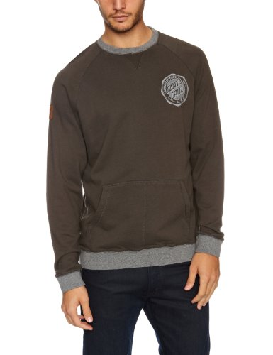 SANTA CRUZ Operative Men's Sweatshirt Vintage Black Small