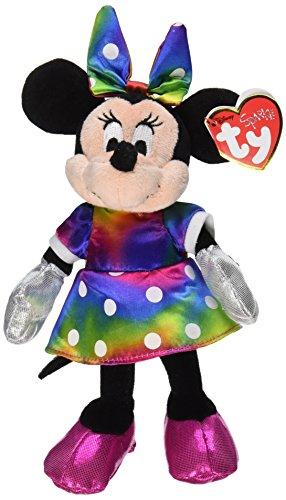 Ty Beanie Babies Minnie Ty Dye Sparkle Plush - 1