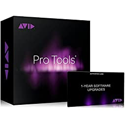 Avid 99356608900 Channel Multitrack Recording Software