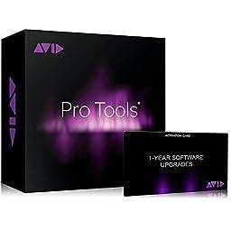 Avid 99356608900 Channel Multitrack Recording Software