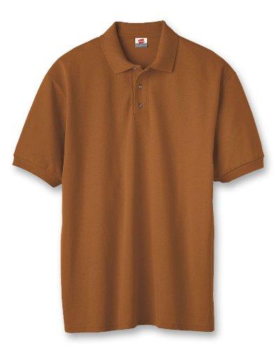 Hanes Men's 7 oz STEDMAN Cotton Pique Polo