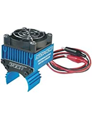 Thermoelectric Motor Cooler Blue by Much More Racing