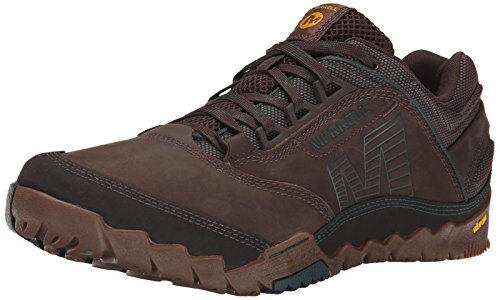 Merrell Men's Annex Walking Shoe, Clay, 11 M US