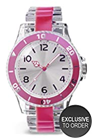 Neon Perspex Watch