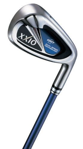 XXIO GOLF JAPAN XXIO EIGHT XXIO8 #5,6,7,8,9,Pw,Aw,Sw IRON SET (8 clubs) MP800 carbon shaft REGULAR flex 2014 (Xxio Iron Set compare prices)