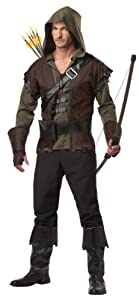 California Costumes Men's Robin Hood Costume by California Costumes