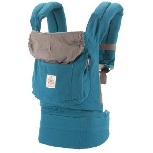 Buy Bargain ERGObaby Original Baby Carrier (Teal)