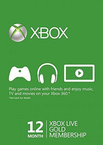 Xbox-Live-Subscription