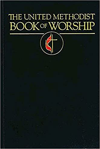 The United Methodist Book of Worship: Regular Edition Black written by UMPH Methodist Publication