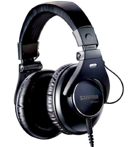 SHURE プロフェッショナル・モニター・ヘッドホン SRH840-A