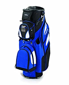 Bag Boy Revolver LE Cart Bag, Royal/Black/White