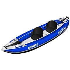 Buy Maxxon 2 Person Inflatable Kayak, 12-Feet 5-Inch by MAXXON