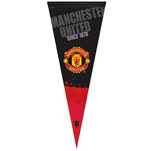 soccer-57938011-manchester-united-premium-pennant-12-x-30