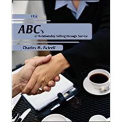 ABCs of Relationship Selling (9780073404844)