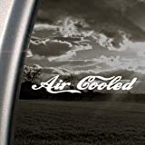 Air Cooled Decal VW Motorcycle Hang Glider Car Sticker