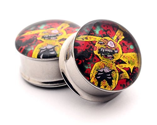 Zombie Picture Plugs