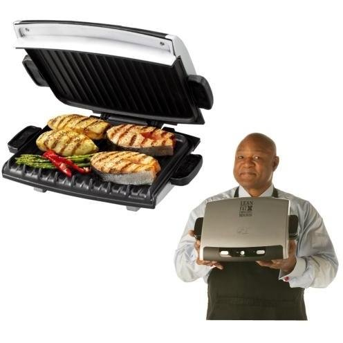 George foreman grp99 next generation grill with removable - Largest george foreman grill with removable plates ...