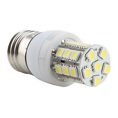 M.M E27 3.5W 27X5050 Smd 300Lm 5500-6500K Natural White Light Led Corn Bulb (230V)