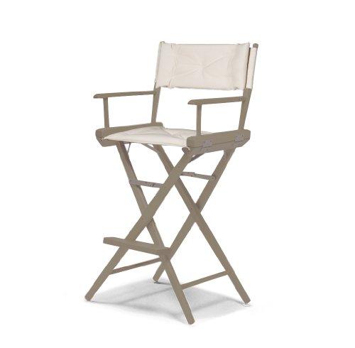 best folding bar height director 39 s chair tall folding directors