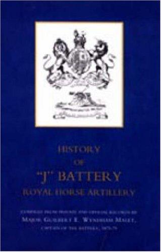 History of J Battery, Royal Horse Artillery (Formerly a Troop, Madras Horse Artillery)