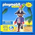 Playmobil 4548 Captain Peg-Leg