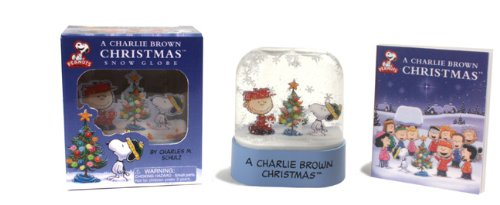 A Charlie Brown Christmas Snow Globe (Mega Mini Kits)