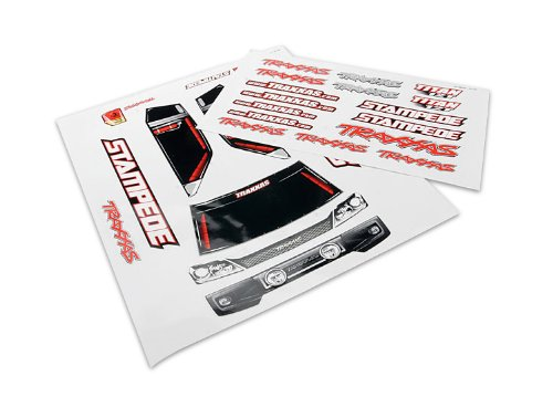 Traxxas 3616 Decal Sheets Stampede