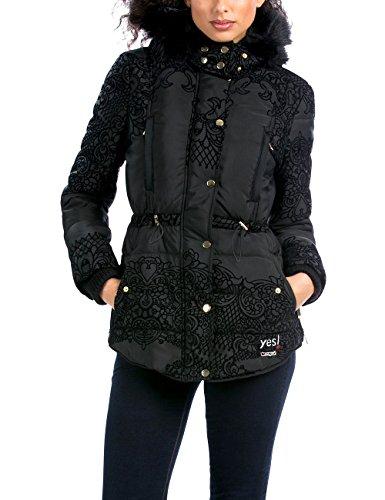 manteau femme desigual jusqu 70 pureshopping. Black Bedroom Furniture Sets. Home Design Ideas