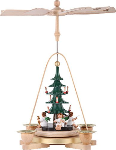 german wooden christmas pyramids