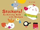 img - for Stickers!: An Activity Book with Stickers book / textbook / text book
