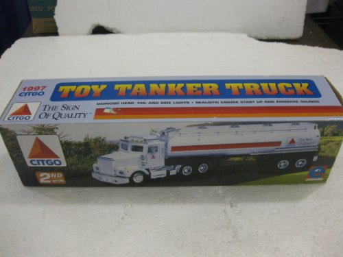1997 Citgo Toy Tanker Truck 2nd In A Series From E Collectibles