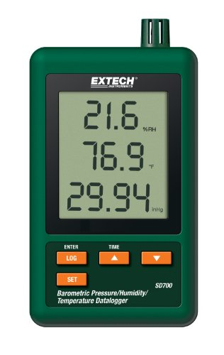 Extech SD700 Pressure/Humidity/Temperature Data Logger - 1