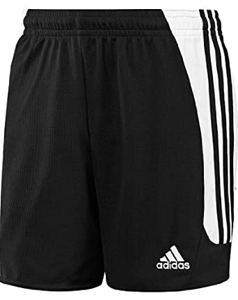 adidas Men's Nova Short (Black, White, Small)