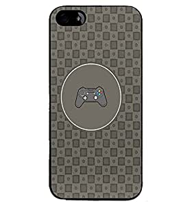 PRINTVISA Abstract Joystick Case Cover for Apple iPhone 5