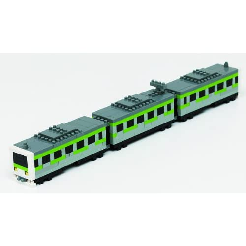 nanoGauge-kawada-nGT-005-Train-Collection-Yamanote-Line-E231-system-Japan