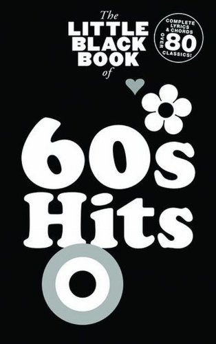 Little Black Book of 60'S Hits (Little Black Songbook)