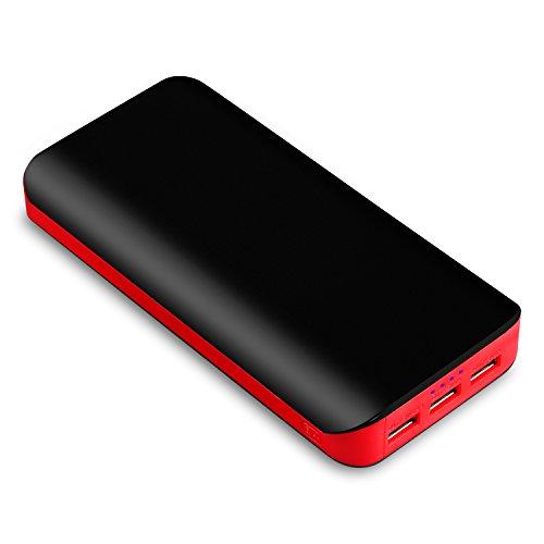 PowerBetter 22400mAh ポケモンGO モバイルバッテリー 大容量 モバイルバッテリー 3ポート スマホ急速充電器 インテリジェント電源管理IC iPhone/iPad/Android各種機種対応