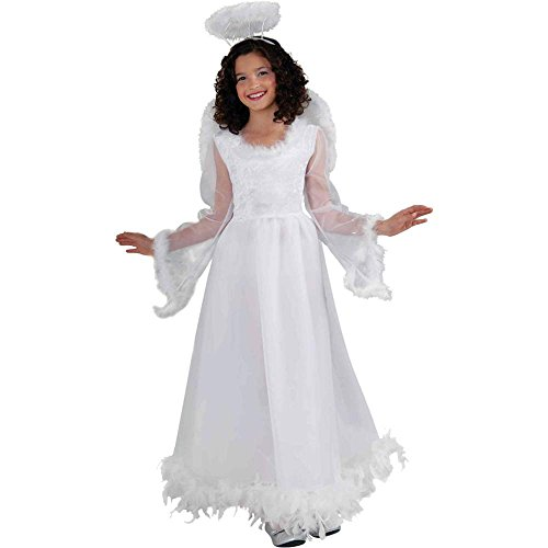 Fluttery Angel Kids Costume