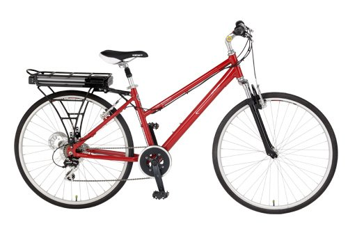 "Izip Via Rapido Step-Thru 27"" Women'S Electric Bike"