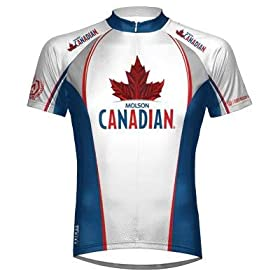 Reviews Molson Canadian Beer Cycling Jersey by Primal Wear cheap ... cc83dae06