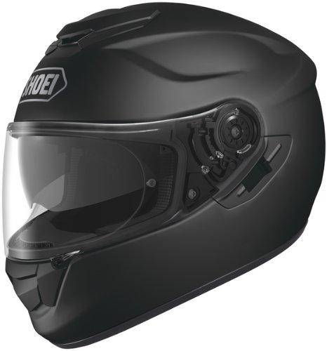 Shoei Gt-air Matte Black SIZE:XLG Full Face Motorcycle Helmet
