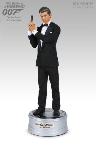 Picture of Sideshow Pierce Brosnan as James Bond Premium Format Collectors Figure (B002YKQ6UC) (Sideshow Action Figures)