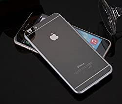 Electroplated Mirror Front + Back Tempered Glass Screen Protector For Apple iPhone 5, 5s - Black