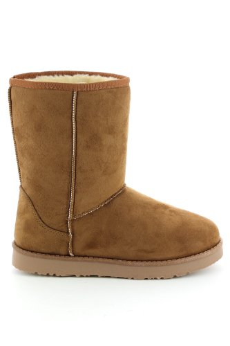 bottines-style-boots-interieur-fourre-40camel