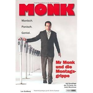Monk, Bd. 3: Mr Monk und die Montagsgrippe