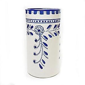 Le Souk Ceramique Utensil/Wine Holder, Azoura Design