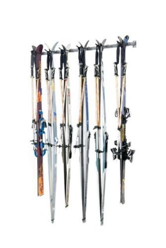 Cross Country Ski Rack
