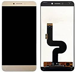 LeTV Le 1s X507 Full LCD Display + Touch Digitizer Screen Replacement GOLD Color by Online For Good