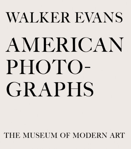 Walker Evans American Photographs Seventy-Fifth Anniversary Edition087070897X : image